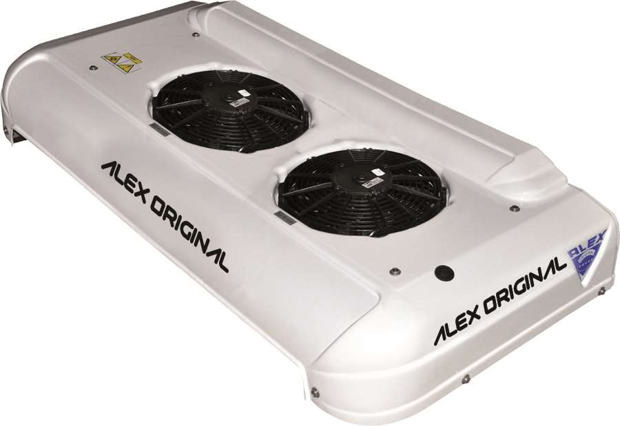 Alex Original Ltd - Холодильные установки